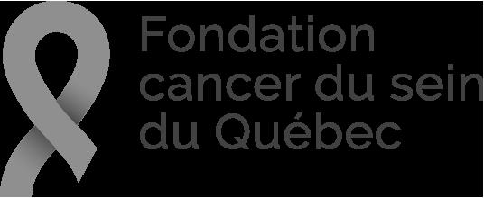 Logo Fondation cancer du sein du Québec